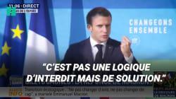 Macron ne veut pas interdire le chauffage au fioul. Qu'en disait