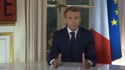 En abattant sa carte humilité, Macron remanie la forme mais pas le
