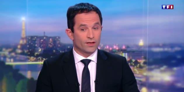 """Hamon """"surpris"""" par la """"trahison"""" de Valls face aux électeurs de la primaire"""