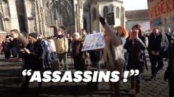 La Saint-Hubert, la fête des chasseurs, chahutée par des anti-chasse dans