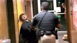 School Board Gets Death Threats Over Video Of Handcuffed