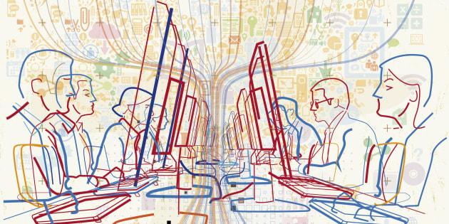 L'État doit accompagner l'innovation plutôt que de tenter de la réguler. Illustration
