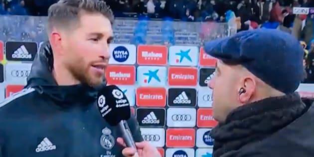 Sergio Ramos en 'BeIN Sports'