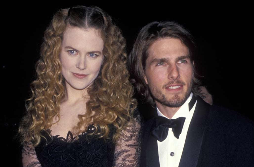 Tom Crusie Wedding.Nicole Kidman Suffered Two Miscarriages During Tom Cruise Marriage
