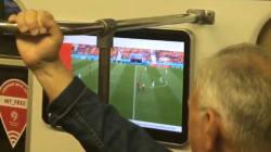 À Moscou, on peut regarder les matchs du Mondial en direct dans le