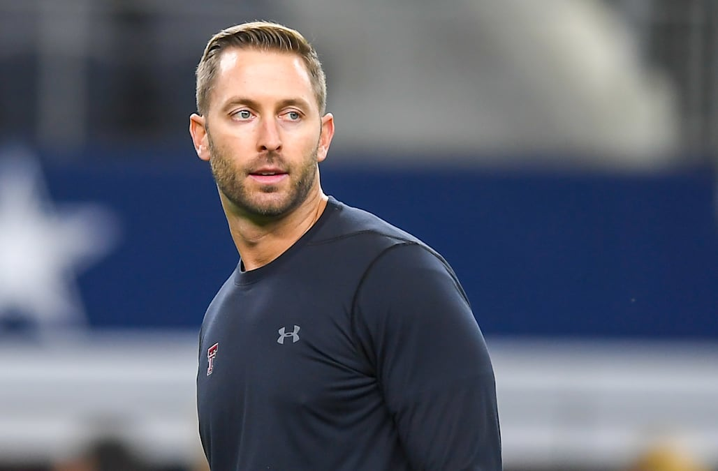 Report: Kliff Kingsbury to become head coach of Arizona ...