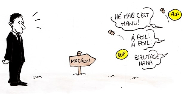 Infiltré en BD dans les équipes présidentielles: les militants de Benoît Hamon se sentent de plus en plus seuls.