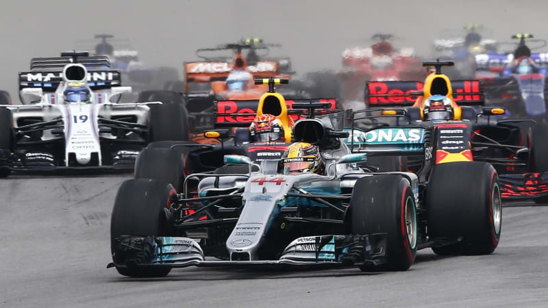 Formula 1 Is Leaving NBC Sports, Moving to ESPN""