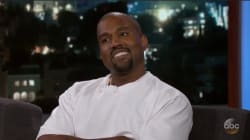 Kanye West est resté sans voix face à cette question sur Donald