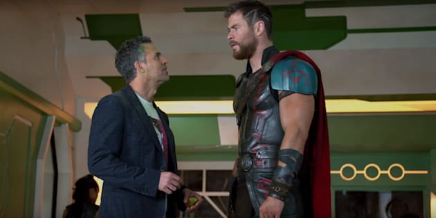 New Behind-The-Scenes Look At 'Thor: Ragnarok' Released