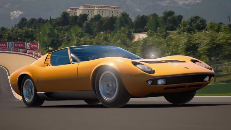 Gran Turismo Sport Update Adds Cars And Circuit De La Sarthe Autoblog