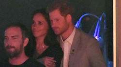 Prince Harry Kisses Meghan Markle At Invictus Games Closing