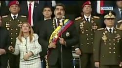 ベネズエラ大統領の演説中に爆発音。政府は「ドローンで暗殺未遂」と説明するが、別の証言も(動画)