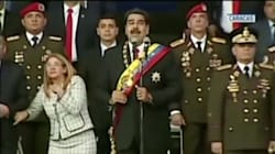Maduro sale ileso tras un atentado con drones en