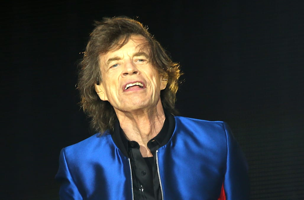 2ff7cc7f30c6 Mick Jagger s  dorky dad comments  on his son s Instagram are now going  viral on Twitter