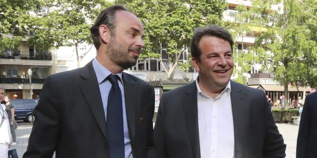 Thierry Solère pourrait prendre la tête du groupe des constructifs favorables au gouvernement Philippe.