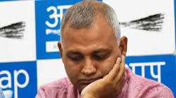 3 AAP MLAs, Including Somnath Bharti, Booked For Allegedly Assaulting Woman In Assembly