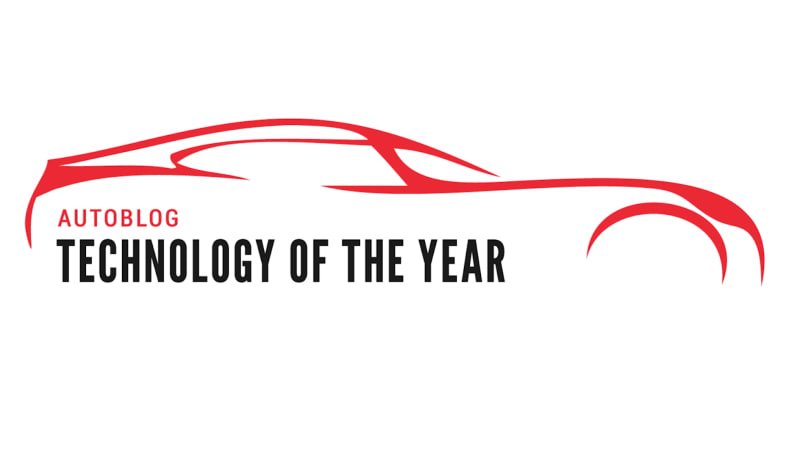 photo image 2018 Autoblog Technology of the Year award preview