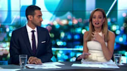 Carrie Bickmore Breaks Down During Report On Syrian Gas
