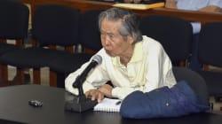 Corte Suprema peruana anula indulto a Fujimori y ordena su vuelta a