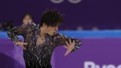 宇野昌磨、SP1位「全日本選手権の方が緊張しました」