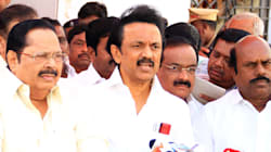 DMK Working President MK Stalin, Others Held For Blocking Traffic During Farmers Protest In Tamil