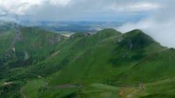 La Chaîne des Puys en Auvergne classée au patrimoine mondial de