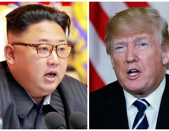Trump says Kim Jong Un wants to meet soon