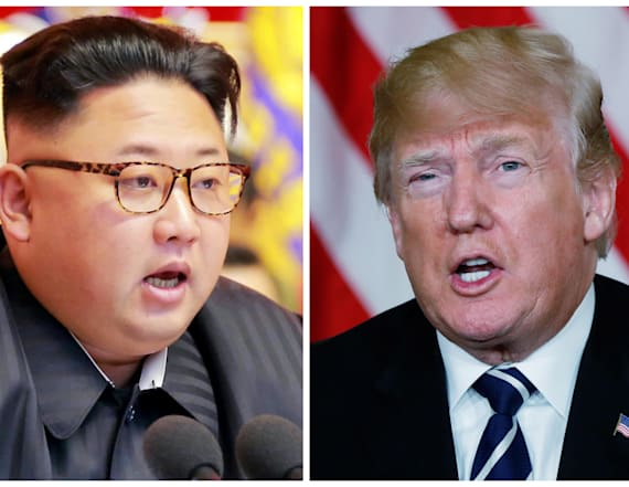 Trump reportedly thinks only he can solve Kim crisis