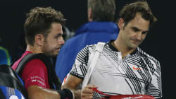Federer Comes Back Against Wawrinka To Make First Aus Open Final Since