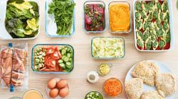 En seulement deux heures, cuisinez vos repas pour toute la semaine (et toute la