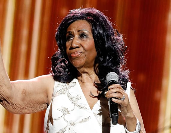Aretha Franklin cancels concert over health concerns