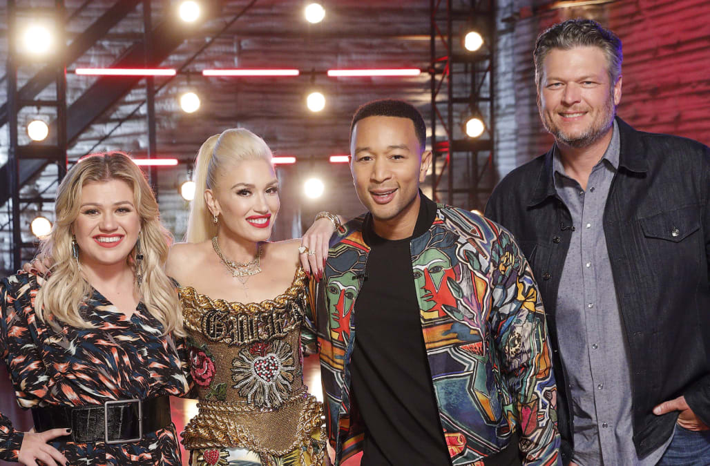 Image result for the voice 2019
