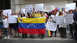 Venezolanos protestan por las elecciones y temen por la democracia en