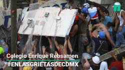 Colegio Enrique Rébsamen: Las firmas que acabaron con la vida de 26