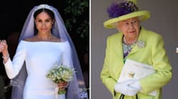 These Twins Dressed As Meghan Markle And The Queen Just Won