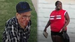 VIDEO: Arrestan a una mujer por el ataque racista a un anciano mexicano en