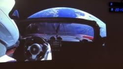 La vidéo de la Tesla d'Elon Musk n'a pas convaincu les complotistes qui pensent que la terre est