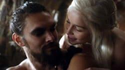 Emilia Clarke y Jason Momoa se reencuentran frente al Trono de