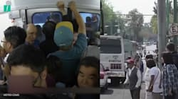 VIDEO: Reglas básicas para ser un buen usuario del transporte