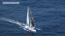 François Gabart pulvérise le record du tour du monde en