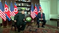 La rencontre entre Trump et Kim à Singapour résumée en 3