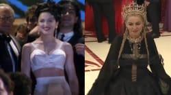 VIDEO: Madonna y su estilo único en la alfombra roja a lo largo de los