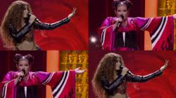 Las actuaciones de dos de las favoritas en Eurovisión