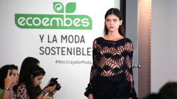 La moda reciclada ya está