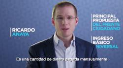 Mientras el desdibujado Frente Ciudadano huele a ruptura, Ricardo Anaya promueve políticas