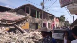 VIDEO: Las imágenes más fuertes del sismo en