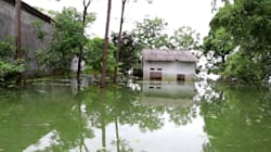 Les images de la Birmanie et de ses voisins inondés par une mousson particulièrement