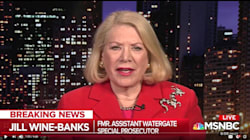 Watergate Prosecutor Warns Trump: Pleading The Fifth 'Political