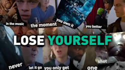 WATCH: 'Lose Yourself' Mashup Using Movie And TV